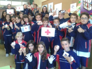First Aid Kit Science 6º