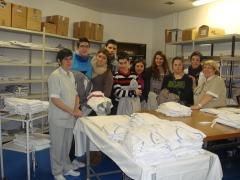 Visita al Complejo Hospitalario de Navarra