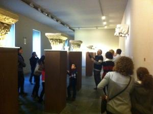 MUSEO NAVARRA. CAPITELES CATEDRAL