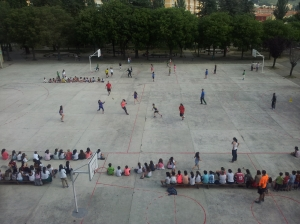 Día del deporte en Primaria