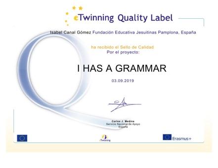 2-I has a grammar-1